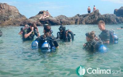 Vive una experiencia inolvidable de buceo en Lanzarote